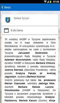 Gmina Tyczyn screenshot 2
