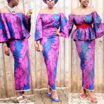 ee15a4e7e72361 Latest Ankara STYLES Skirt and Blouse for Android - APK Download