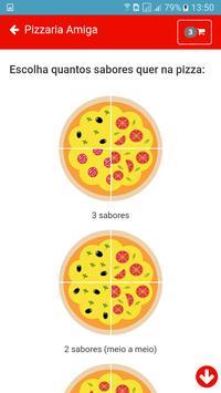 Pizzaria Amiga apk screenshot