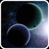 Planet 17 Live Wallpaper icon