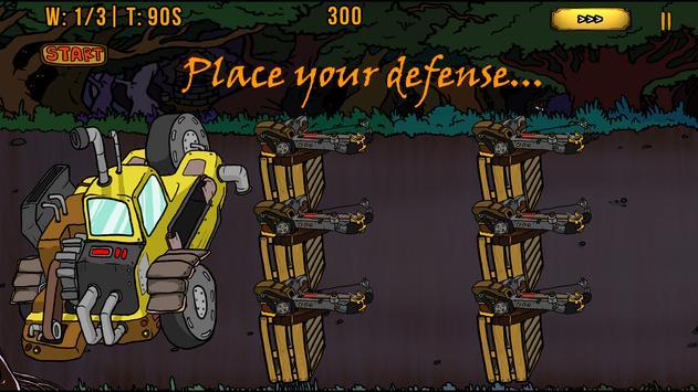 Monster Tower Defense screenshot 3