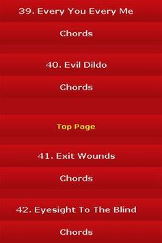 All Songs of Placebo apk screenshot