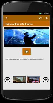 Places To Visit Birmingham screenshot 7