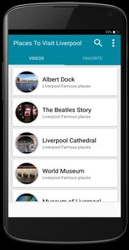 Places To Visit Liverpool screenshot 6