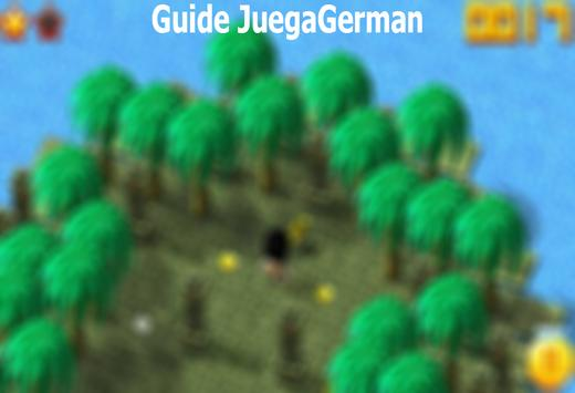 JuegaGerman Quest Guide poster