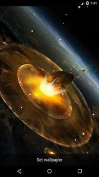 Planet 16 Live Wallpaper poster