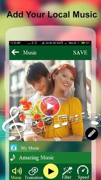 Slideshow Maker : Video Shop apk screenshot