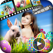 Easter Video Maker icon