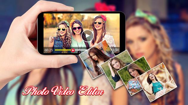 Photo Video Music Editor apk screenshot