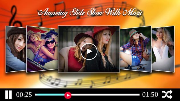 Video Slideshow Maker (Photo Slideshow With Music) apk screenshot