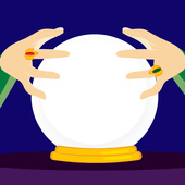 The Magic Crystal Ball icon
