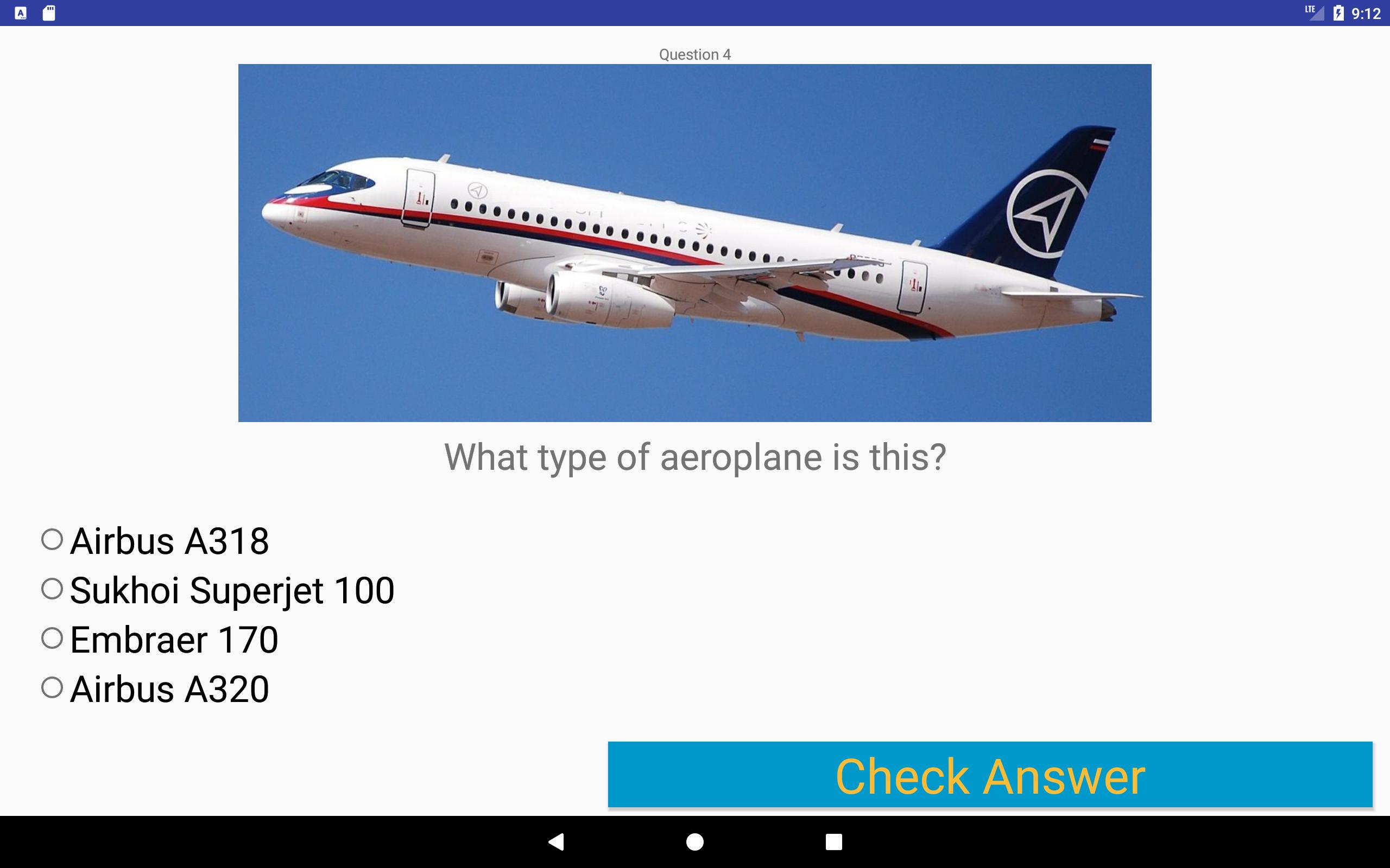 Planespotter Quiz for Android - APK Download