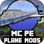 PLANE MODS For MCPE icon
