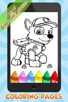App Painting Coloring for Paw Patrol by Fans for Android - APK Download