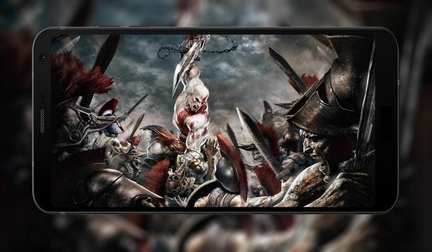 God Of War Wallpaper screenshot 2