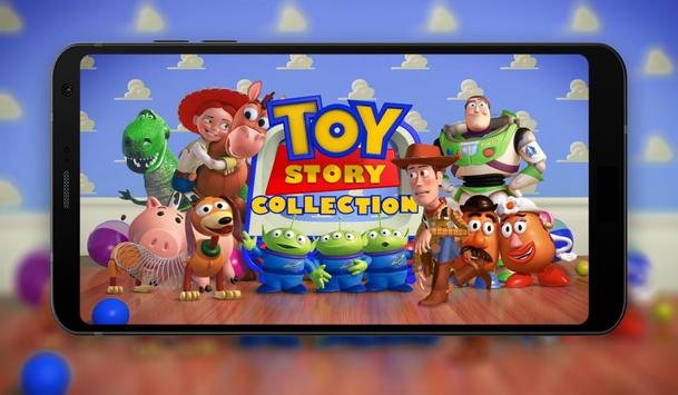 Toy Story Wallpaper poster