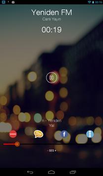 Yeniden FM screenshot 3