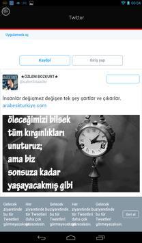 Arabesk Türkiye screenshot 8