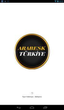 Arabesk Türkiye poster