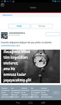 Arabesk Türkiye screenshot 3