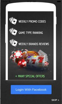 Casino Bonuses and Promotions poster