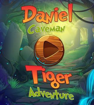 Daniel The Tiger: Caveman Rescue Mission poster