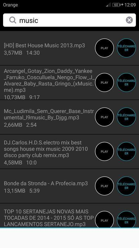 MP3 Player Downloader (Free Song - Free music mp3) for