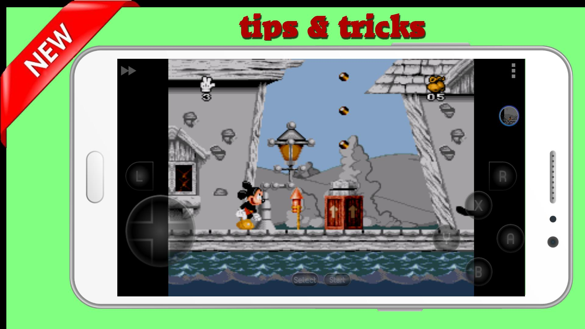 guide for mickey mania for Android - APK Download