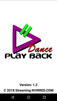 Playback Dance poster