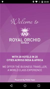 Royal Orchid Hotels poster