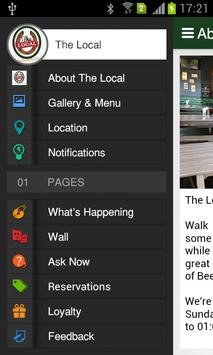 The Local apk screenshot