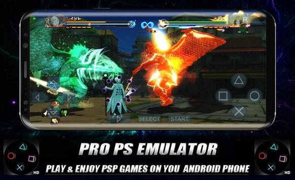Pro Playstation - Playstation Emulator screenshot 3