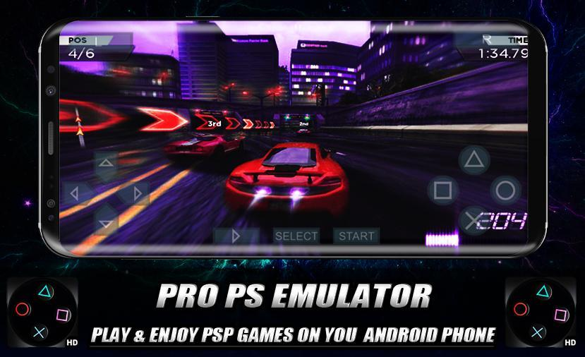 Pro Playstation - Playstation Emulator for Android - APK Download