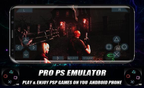 Pro Playstation - Playstation Emulator screenshot 1