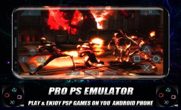 Pro Playstation - Playstation Emulator screenshot 2