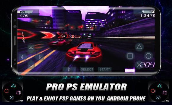 Pro Playstation - Playstation Emulator screenshot 8