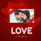 💘 Love Photo Frames 💘 icon