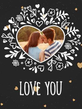 💘 Love Photo Frames 💘 poster