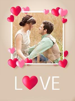 💘 Love Photo Frames 💘 apk screenshot
