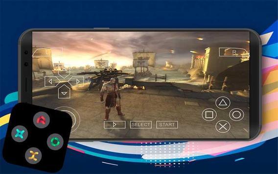 PPSSPP - Best PSP Emulator  2018 screenshot 1