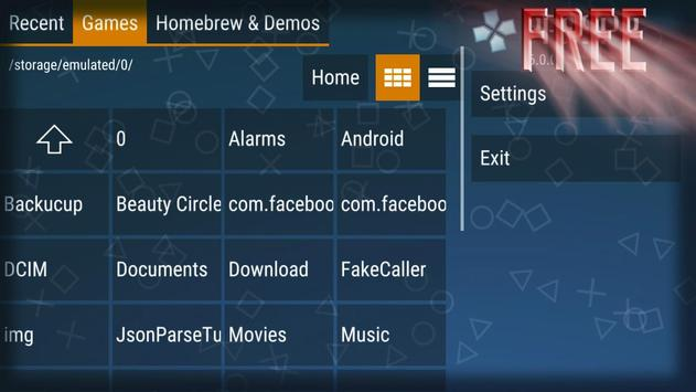 psp Emulator PlayStation Pro para Android - APK Baixar