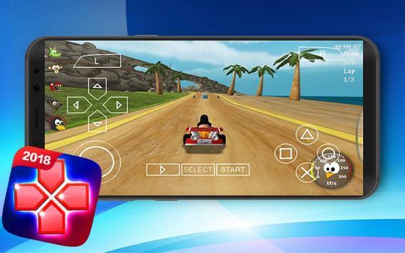 PPSSPP - New PSP Emulator 2018 poster