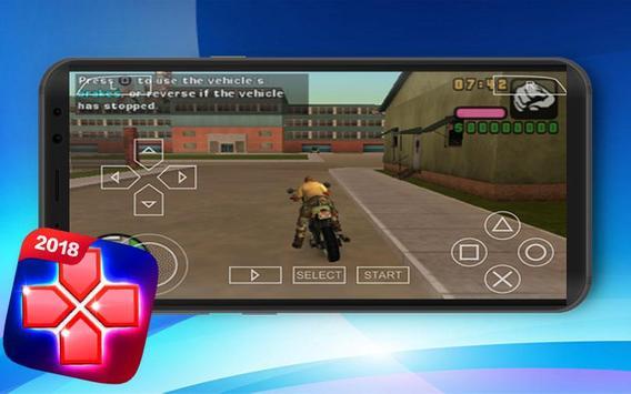 PPSSPP - New PSP Emulator 2018 screenshot 1