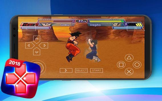 PPSSPP - New PSP Emulator 2018 screenshot 2