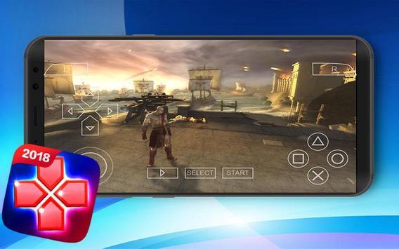PPSSPP - New PSP Emulator 2018 screenshot 3