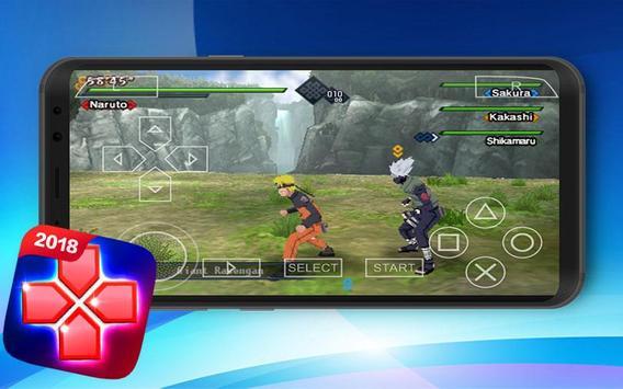 PPSSPP - New PSP Emulator 2018 screenshot 4