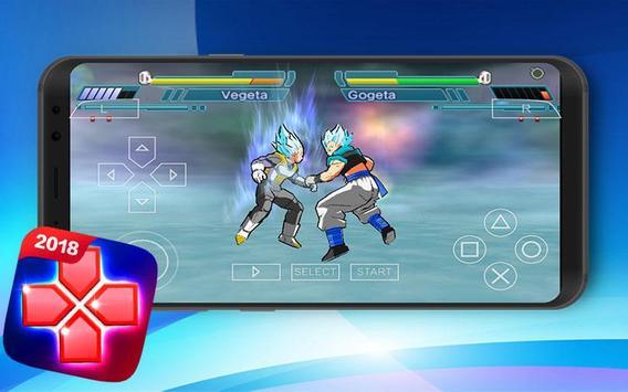 PPSSPP - New PSP Emulator 2018 screenshot 5