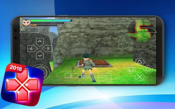 PPSSPP - New PSP Emulator 2018 screenshot 6