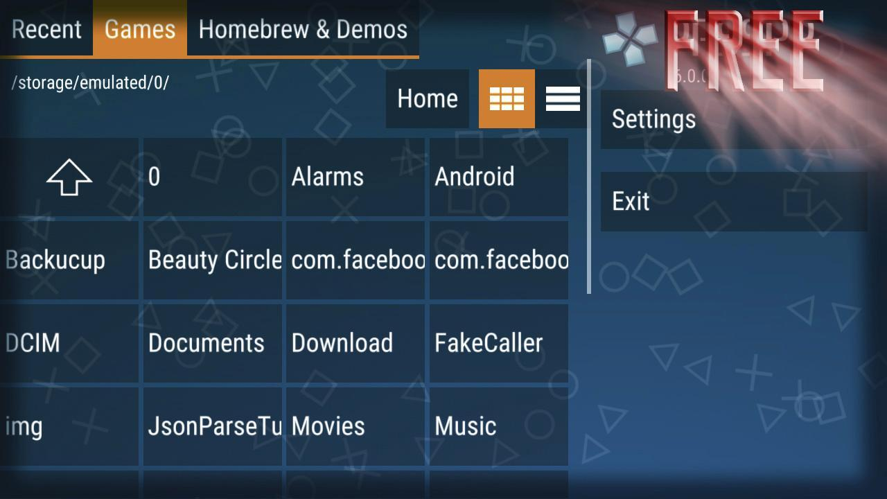 Psp Emulator For Free Playstation for Android - APK Download