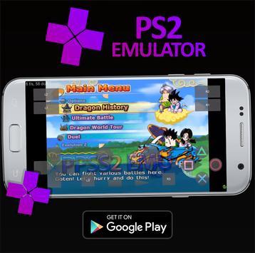 Pro PPSS2 Emulator (Free Ps2 Emulator) screenshot 1